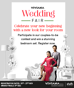 Wedding Fair-Couples To-Be Contest | Viviana Mall