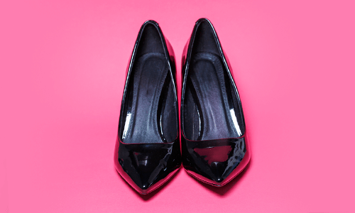 Classic Black Pumps - Viviana Mall