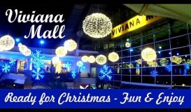 VIVIANA MALL THANE | READY FOR CHRISTMAS