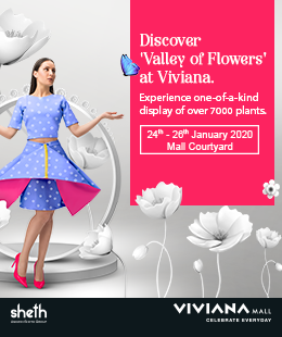 Flower Festival at Viviana Mall
