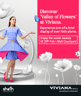 Flower Fest at Viviana Mall