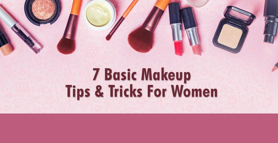 7 Basic Makeup Tips for Women - Viviana Mall